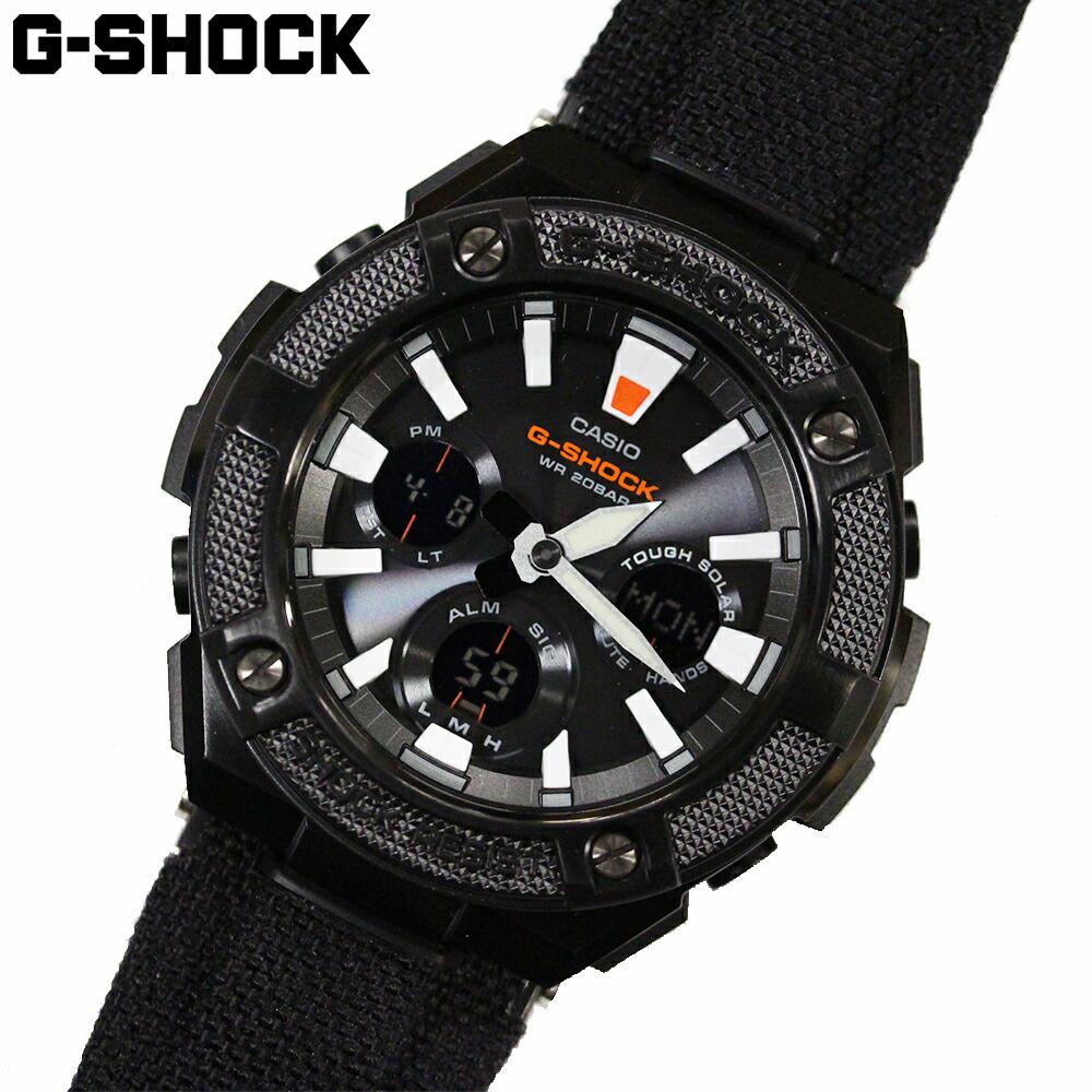 CASIO / カシオ G-SHOCK / ジーショック GST-S130BC-1A腕時計 メンズ G-STEEL ジースチール タフソーラー 【あす楽対応_東海】