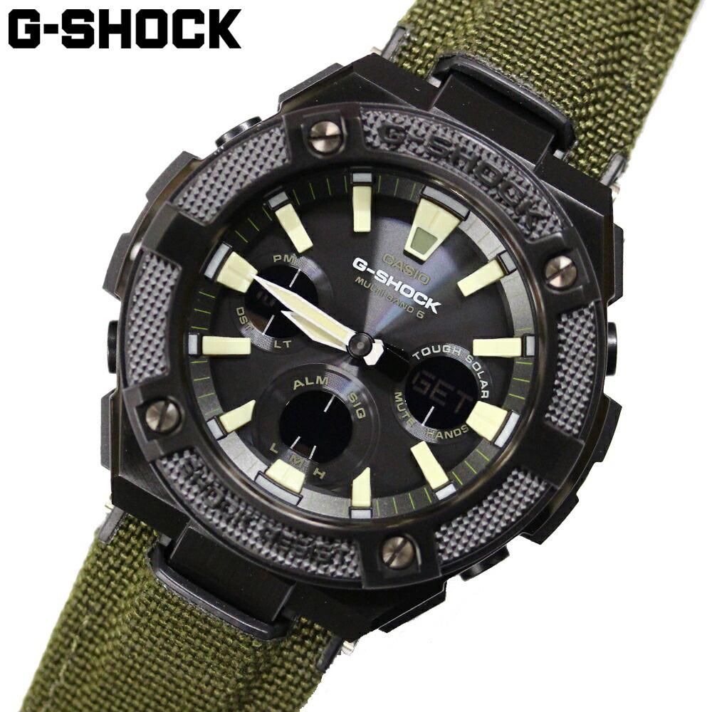 CASIO/カシオ G-SHOCK / ジーショック GST-W130BC-1A3腕時計 メンズ 【あす楽対応_東海】