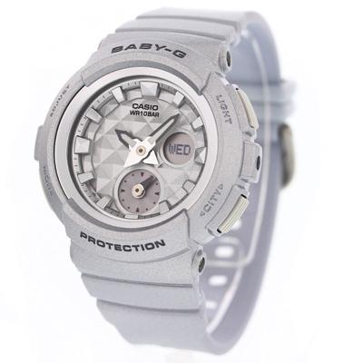 CASIO カシオ / Baby-G ベビージー BGA-195-8A 腕時計 レディース スタッズダイヤル シルバー アナデジ 【あす楽対応_東海】