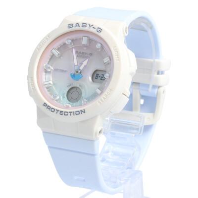 CASIO カシオ / Baby-G ベビージー BGA-250-7A3 ビーチトラベラーシリーズ 腕時計 レディース ネオンイルミネーター アナデジ グラデーション 【あす楽対応_東海】