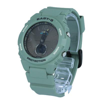 CASIO カシオ / Baby-G ベビージー BGA-260-3A 腕時計 レディース アナデジ グリーン ブラック オリーブ 【あす楽対応_東海】