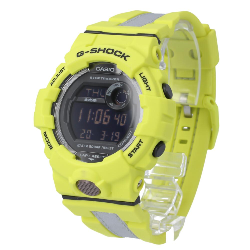 CASIO G-SHOCK / カシオ ジーショック GBD-800LU-9 G-SQUAD ジースクワッド 腕時計 メンズ デジタル イエロー 【あす楽対応_東海】