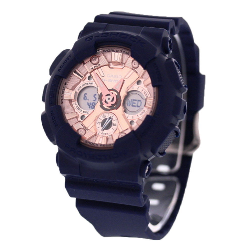 CASIO / カシオ G-SHOCK / ジーショック GMA-S120MF-2A2 腕時計 メンズ レディース ユニセックス Sシリーズ アナデジ 【あす楽対応_東海】