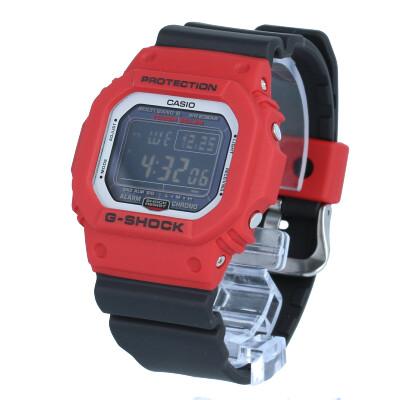 CASIO カシオ / G-SHOCK ジーショック GW-M5610RB-4 電波 ソーラー ワールドタイム 腕時計 メンズ デジタル レッド ブラック 【あす楽対応_東海】