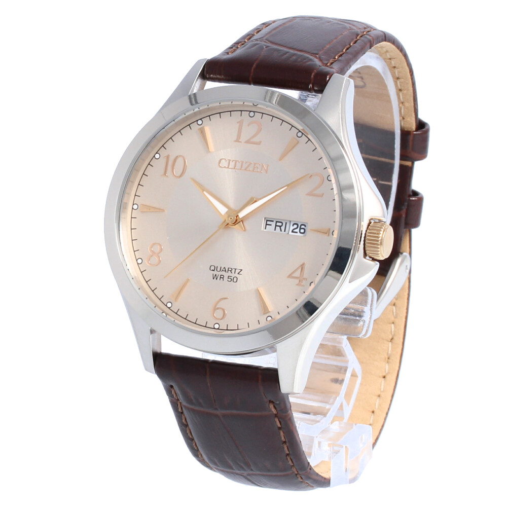 CITIZEN / シチズン BF2009-29X 腕時計 メンズ クオーツ アナログ レザー 【あす楽対応_東海】