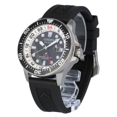 CITIZEN / シチズン Eco-Drive エコドライブ BJ7110-11E腕時計 メンズ PROMASTER プロマスター GMT チタニウム ソーラー 【あす楽対応_東海】