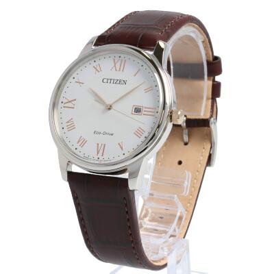 CITIZEN / シチズン Eco-Drive エコドライブ BM6974-19A腕時計 メンズ レザーベルト カレンダー 【あす楽対応_東海】