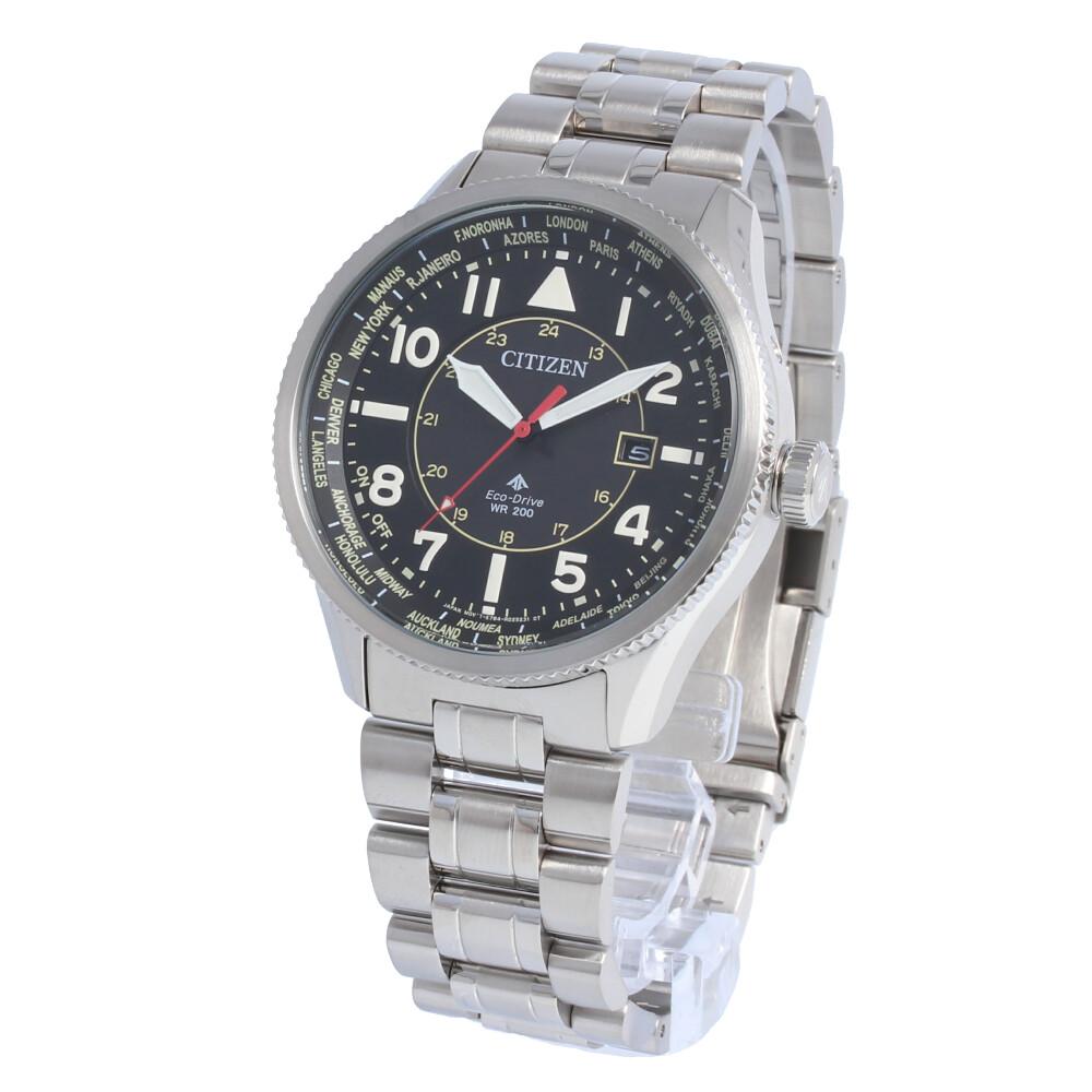 CITIZEN / シチズン Eco-Drive エコドライブ BX1010-53E腕時計 メンズ PROMASTER プロマスター ナイトホーク ステンレス 【あす楽対応_東海】