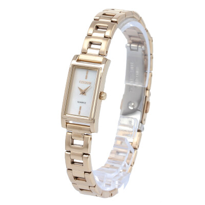 CITIZEN / シチズン EZ6368-82D 腕時計 レディース ステンレス ローズゴールド スクエア クオーツ 【あす楽対応_東海】