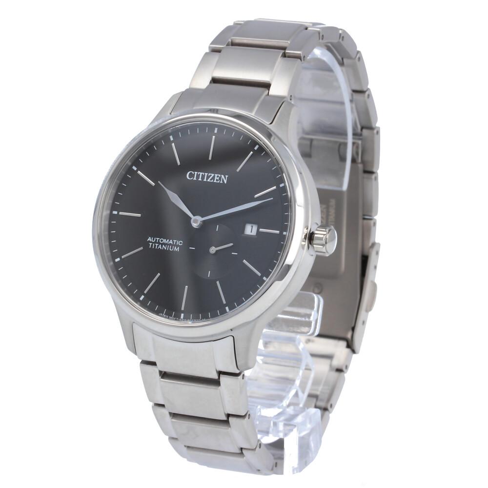 CITIZEN / シチズン NJ0090-81E 腕時計 メンズ 自動巻き チタンベルト 裏スケルトン 【あす楽対応_東海】