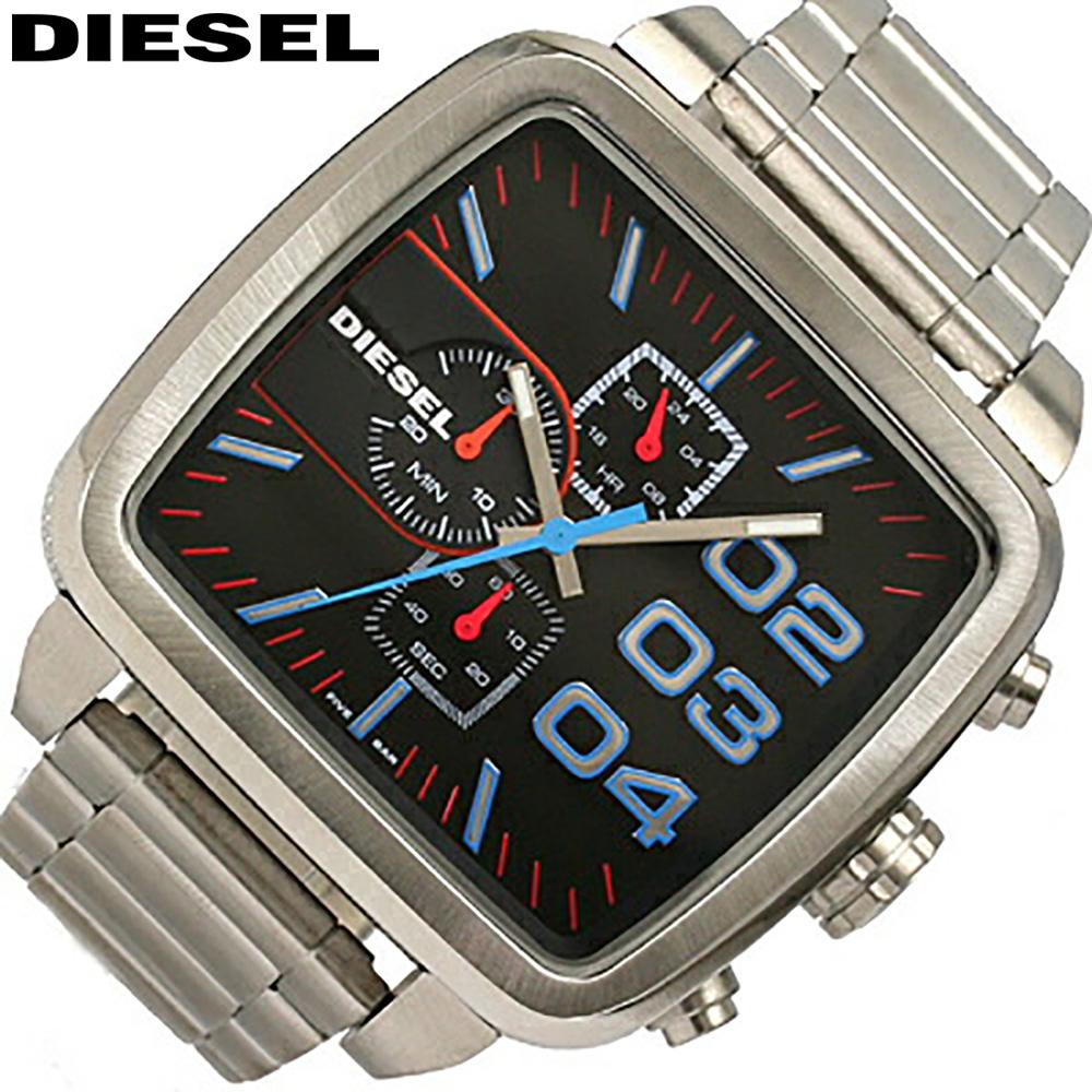 柴油 / 柴油 DZ4301/手表 / 耐水 / 模拟/品牌