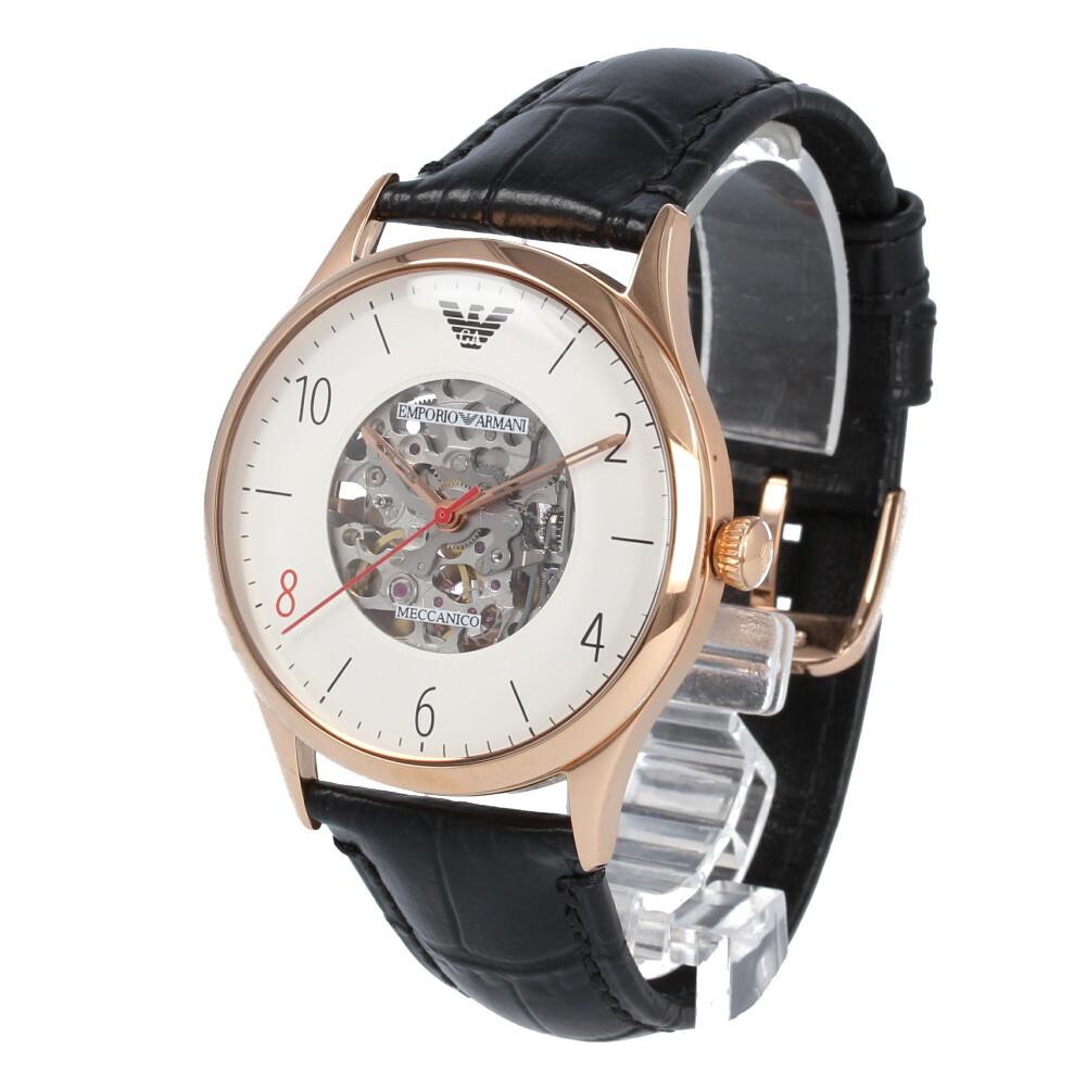 EMPORIO ARMANI / エンポリオアルマーニ AR1924 腕時計 メンズ 自動巻き オートマチック 機械式 レザー 【あす楽対応_東海】