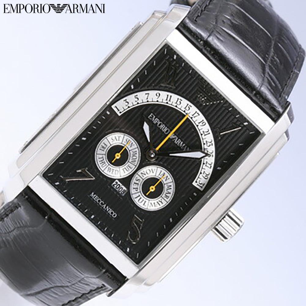EMPORIO ARMANI/emporioarumani AR4204/retorogurado·多日历搭载自动卷人手表