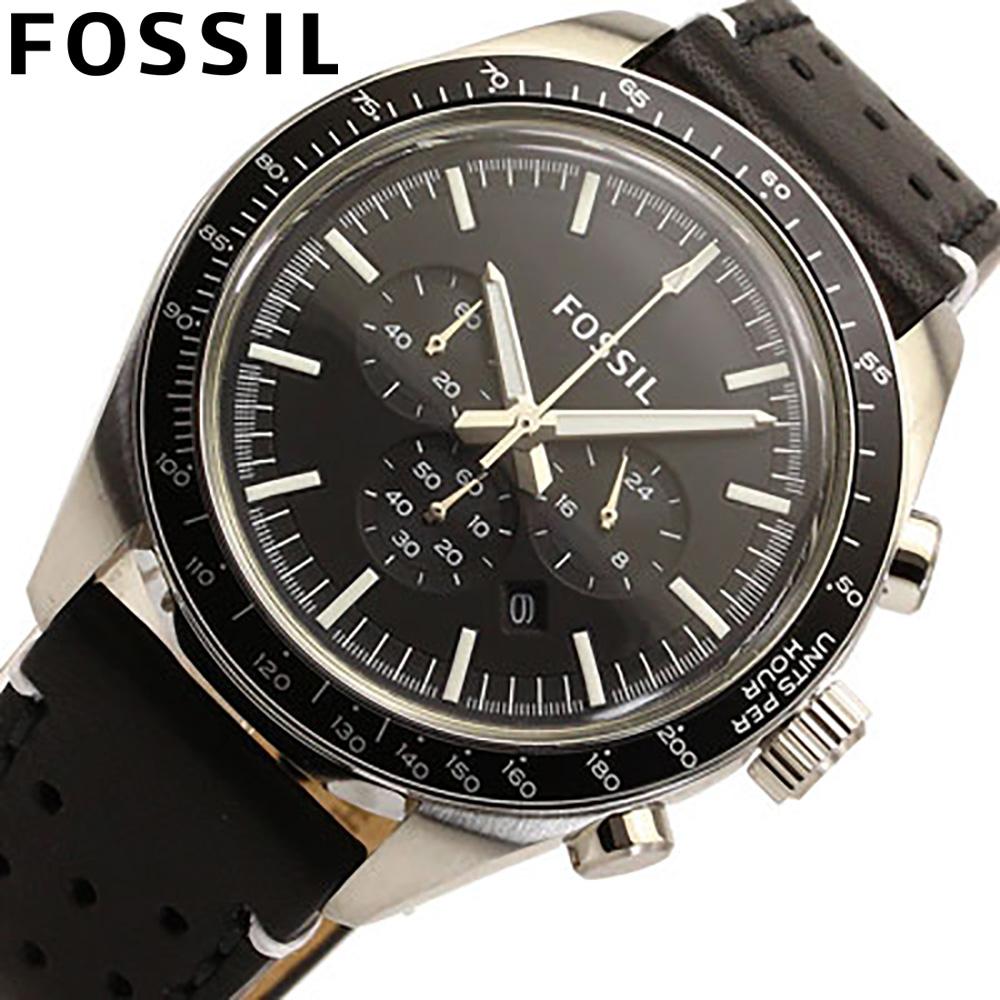 FOSSIL/fosshiru CH2921 Edition Sport Chronograph手表人