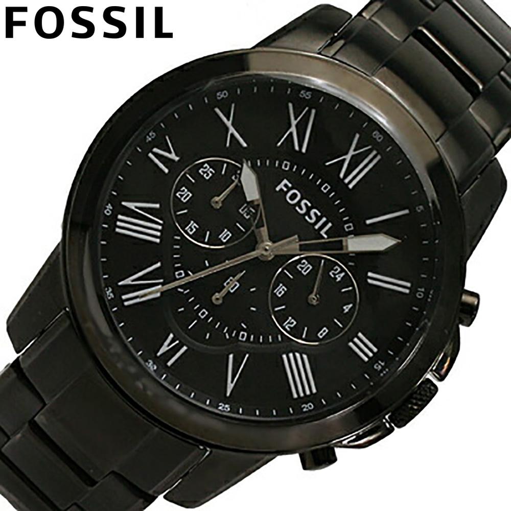 FOSSIL/fosshiru FS4832 GRANT/格兰特