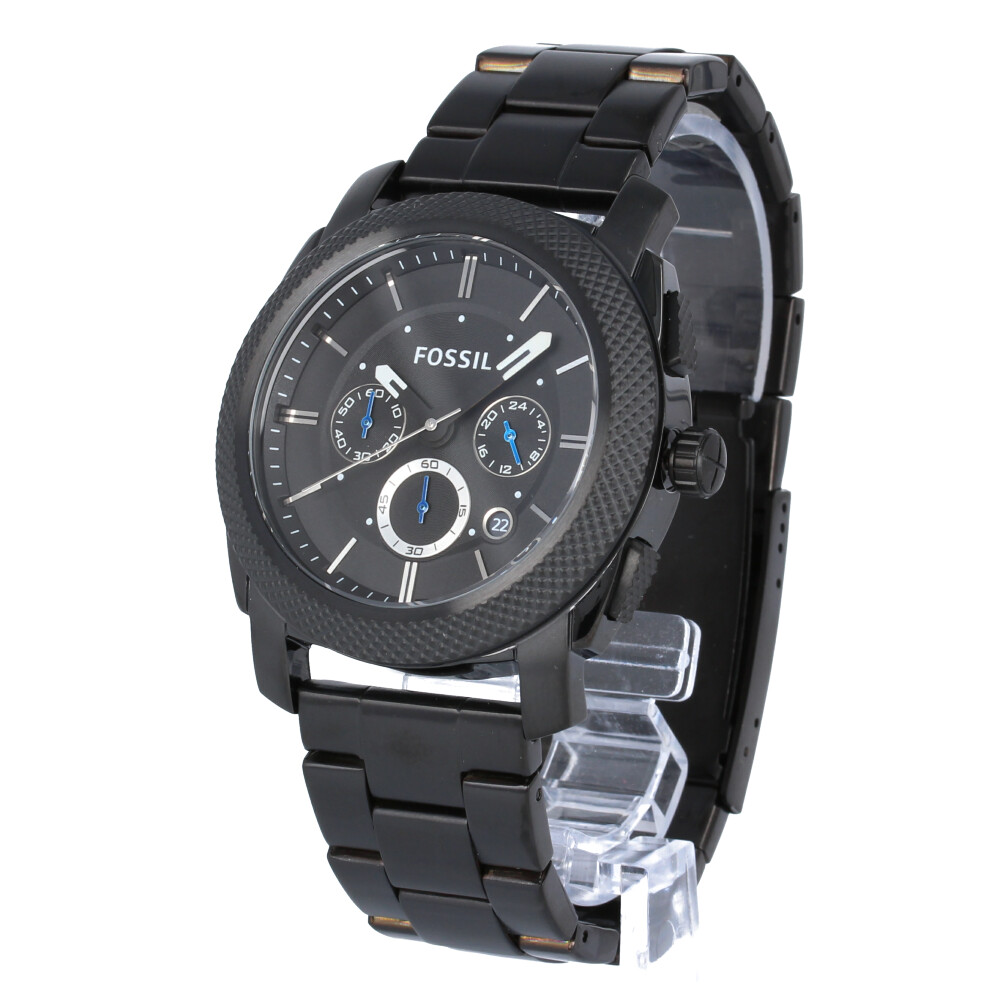 FOSSIL / フォッシル MACHINE マシーン FS4552IE腕時計 メンズ ブラック ステンレス クオーツ 【あす楽対応_東海】