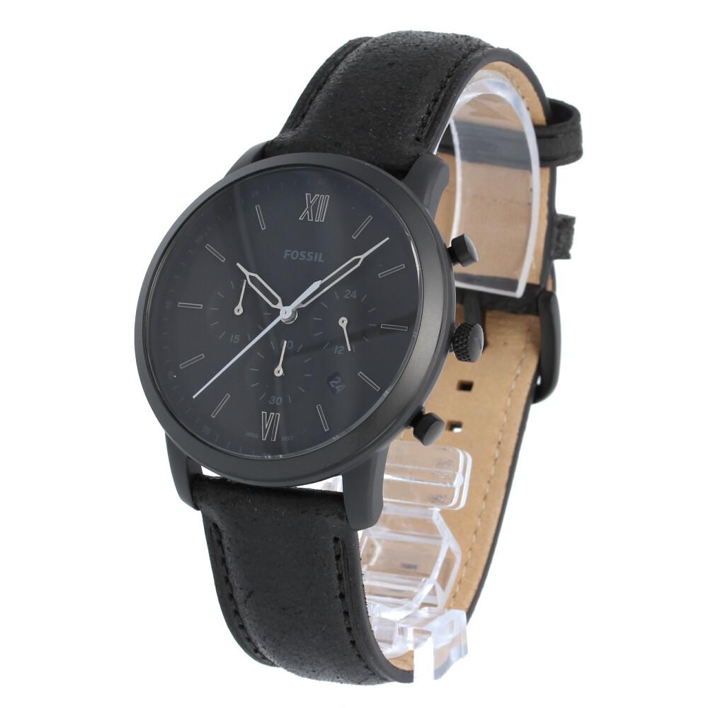 FOSSIL / フォッシル NEUTRA CHRONO ニュートラ クロノ FS5503腕時計 メンズ CHRONOGRAPH クロノグラフ ブラック レザーベルト 革 【あす楽対応_東海】