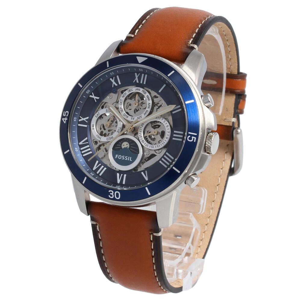 FOSSIL / フォッシル GRANT SPORT グラント スポーツ ME3140腕時計 メンズ 自動巻き オートマチック 機械式 ブラウン レザーベルト 革 【あす楽対応_東海】