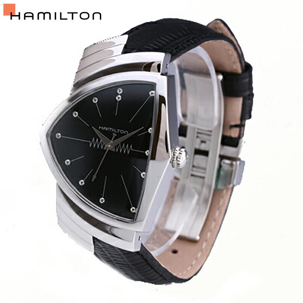 HAMILTON / ハミルトン H24411732 ベンチュラ ブラック 【あす楽対応_東海】