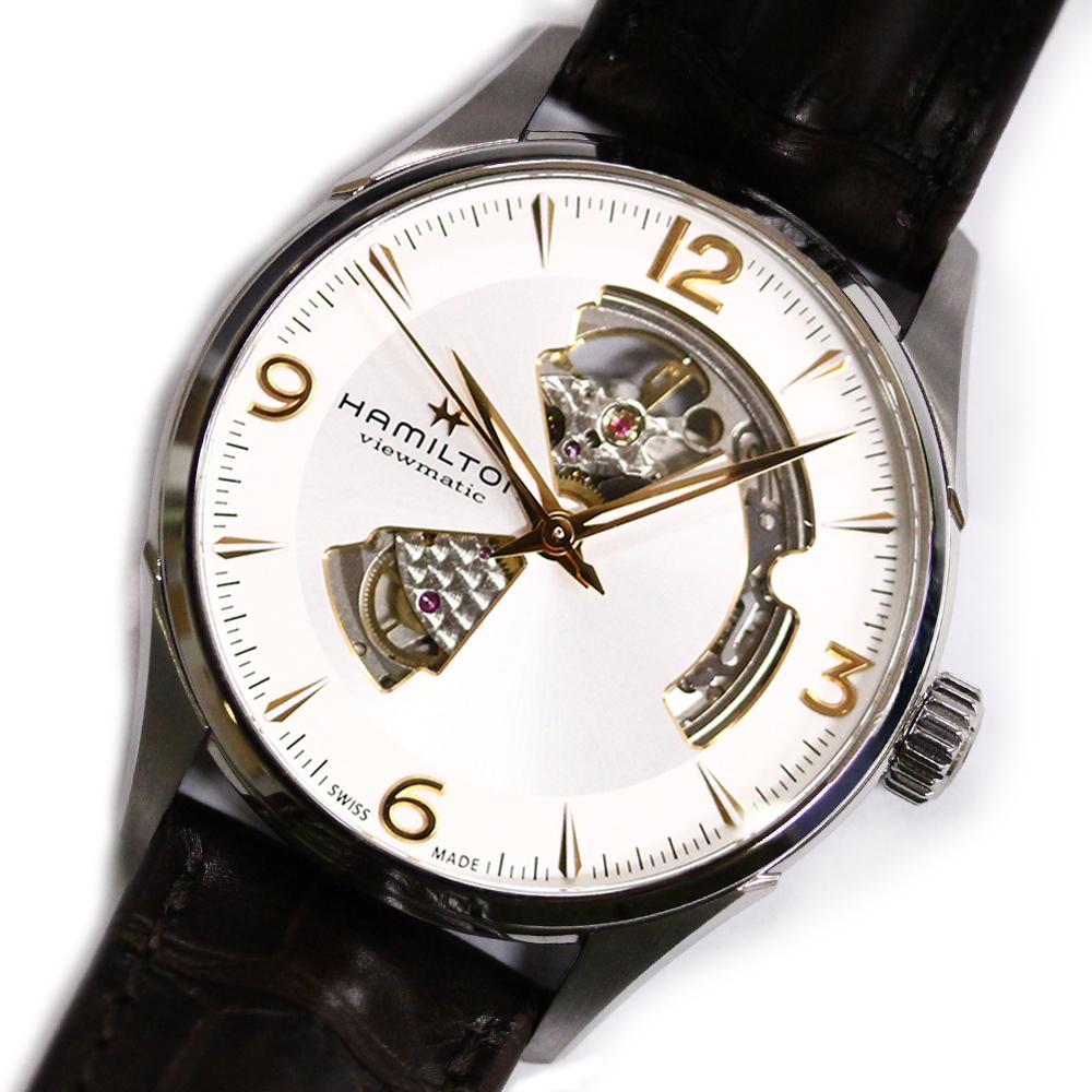 HAMILTON / ハミルトン H32705551 腕時計 ジャズマスター ビューマチック メンズ 【あす楽対応_東海】