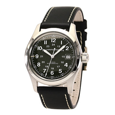 premium selection f8152 3622c HAMILTON / Hamilton H70455863 khaki field watch
