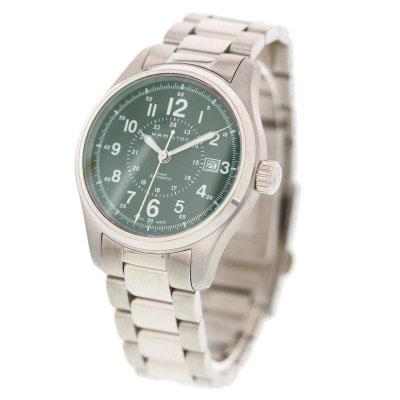 HAMILTON / ハミルトン カーキ フィールド オート 40mm H70595163腕時計 【あす楽対応_東海】