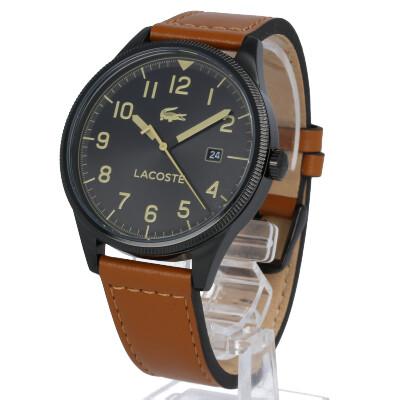 LACOSTE / ラコステ 2011021腕時計 メンズ レディース ユニセックス レザーベルト デイト 【あす楽対応_東海】