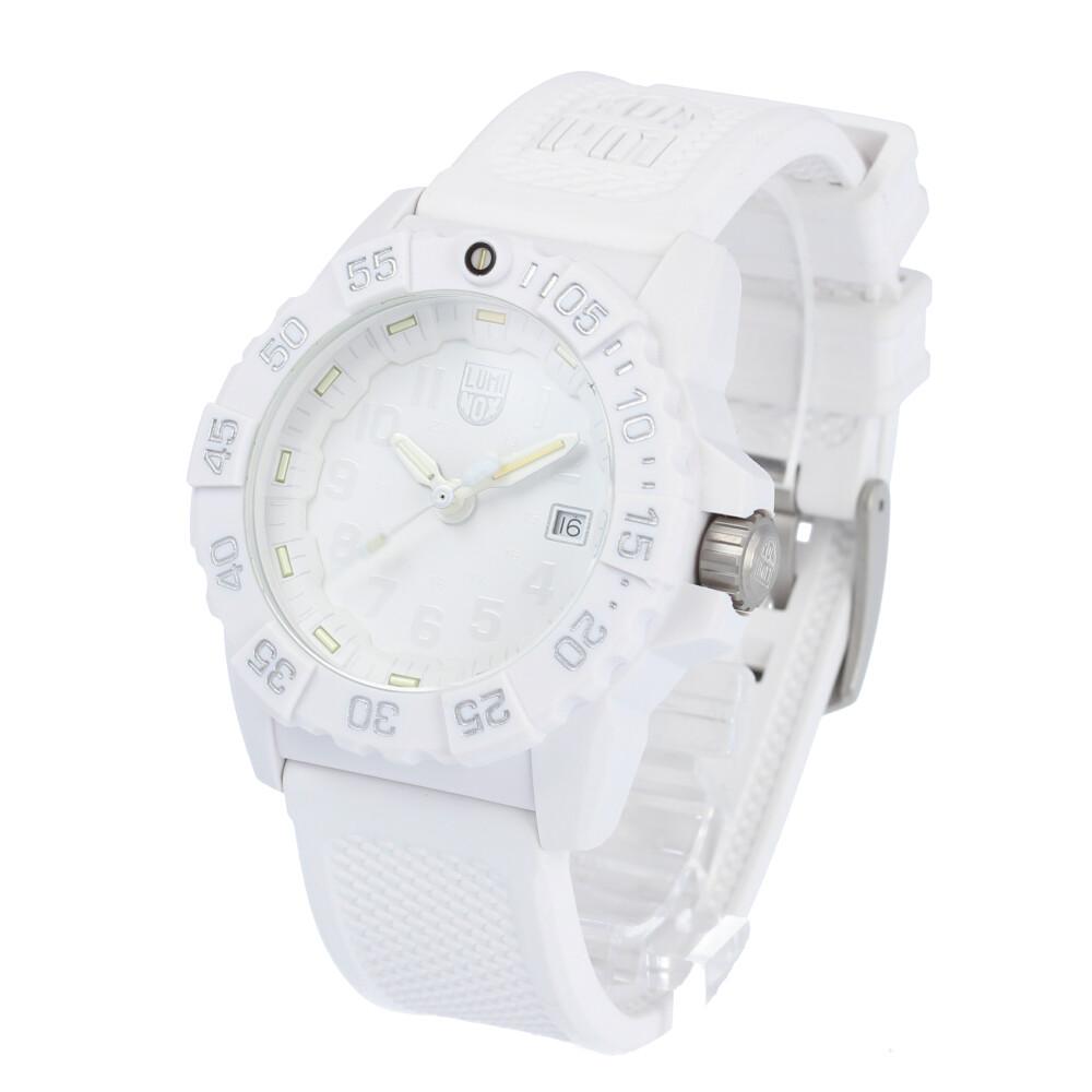 LUMINOX / ルミノックス 3507 Whiteout NAVY SEAL ネイビーシール 腕時計 メンズ 3500シリーズ ホワイト 【あす楽対応_東海】