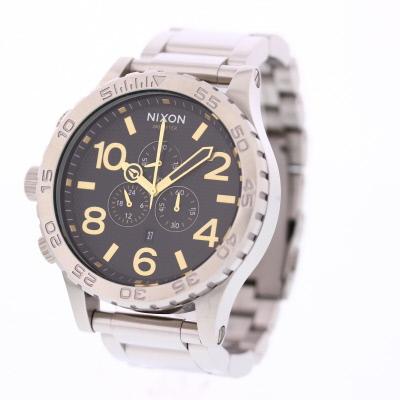 NIXON / ニクソン A0832730腕時計 51-30 フィフティーワンサーティ メンズ クロノグラフ 【あす楽対応_東海】