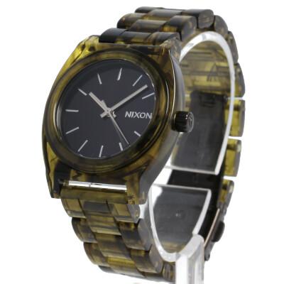 NIXON / ニクソン MEDIUM TIME TELLER ACETATE / ミディアムタイムテラー アセート A1214333腕時計 ユニセックス 【あす楽対応_東海】