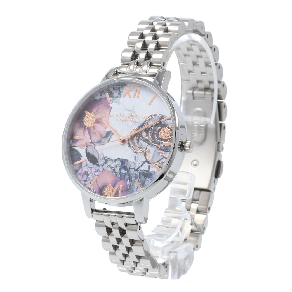 OLIVIA BURTON / オリビアバートン OB16EX131 腕時計 レディース シルバー 38mm ステンレス 【あす楽対応_東海】