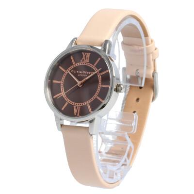 OLIVIA BURTON / オリビアバートン OB16WD62 Wonderland ワンダーランド 腕時計 レディース レザー ヌードピーチ 【あす楽対応_東海】