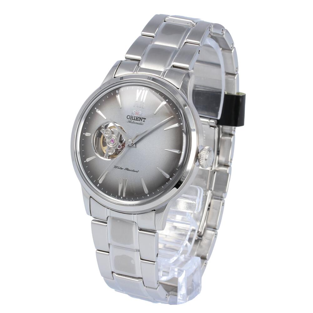 ORIENT / オリエント RN-AG0018N CLASSIC クラシック 腕時計 メンズ 自動巻き ステンレス シルバー グレー セミスケルトン シースルーバック 【あす楽対応_東海】