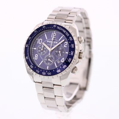 POLICE / ポリス PL.12545JS/03M NEW NAVY ニューネイビー 腕時計 メンズ 【あす楽対応_東海】