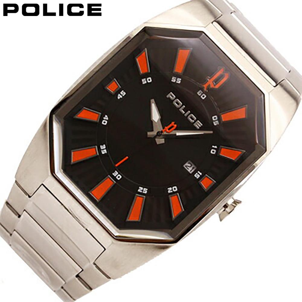 POLICE/警察PL.13755JS/02MA手表人表