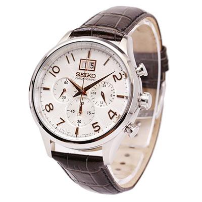 SEIKO / セイコー SPC087P腕時計 / クォーツ / メンズ / 革ベルト 【あす楽対応_東海】