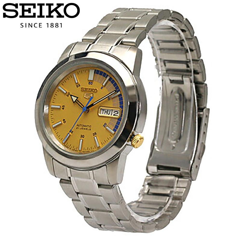 SEIKO 5 / セイコー ファイブSNKK29J 腕時計 メンズ 防水 アナログ ブランド 腕時計 自動巻き オートマチック 【あす楽対応_東海】