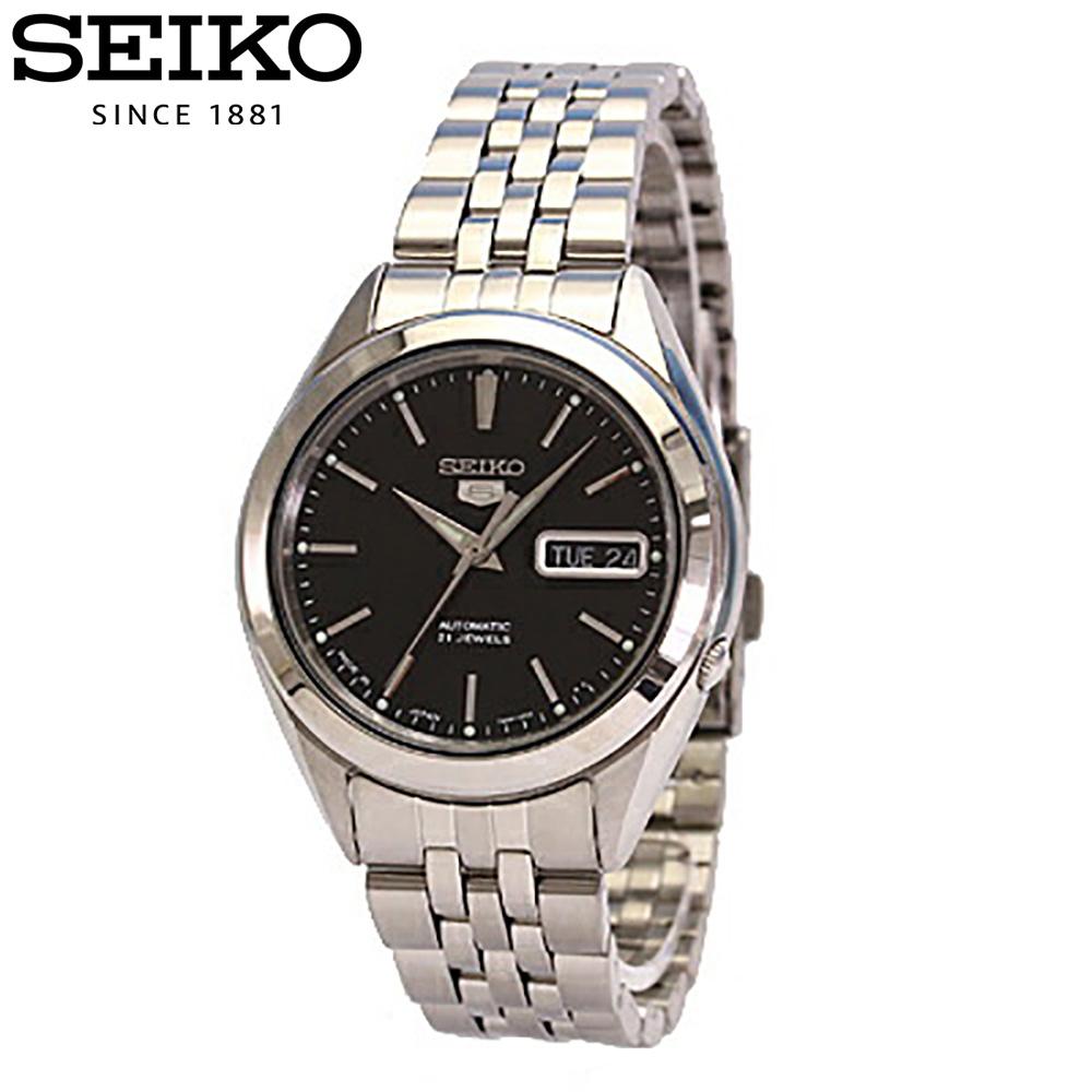 SEIKO 5 / セイコー ファイブ SNKL23J腕時計 メタルベルト メンズ 腕時計 自動巻き オートマチック 【あす楽対応_東海】