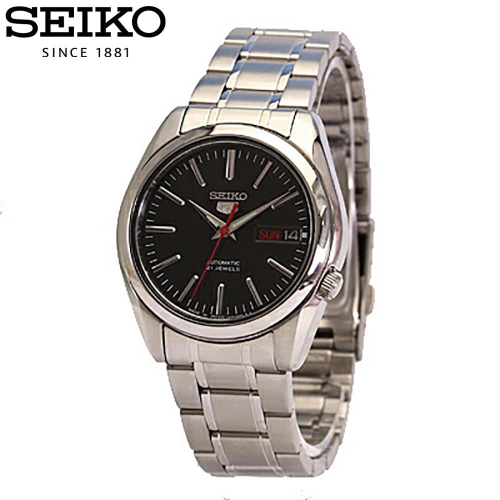 SEIKO 5 / セイコー ファイブ SNKL45J腕時計 メタルベルト メンズ 腕時計 自動巻き オートマチック 【あす楽対応_東海】
