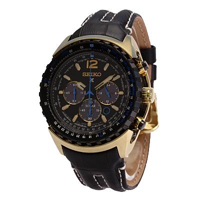 SEIKO / セイコーSSC264P腕時計 / メンズ / ソーラーバッテリー 【_東海】