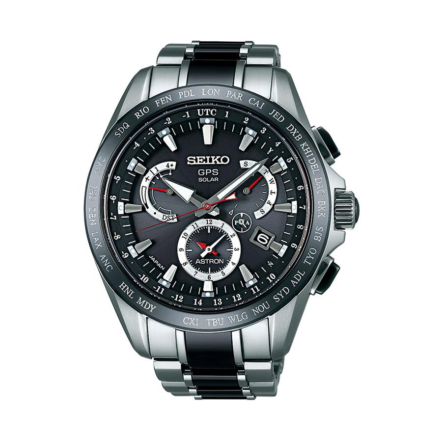 SEIKO ASTRON / セイコー アストロン SBXB041 8Xシリーズ 腕時計 メンズ GPS ソーラー デュアルタイム チタン 【あす楽対応_東海】