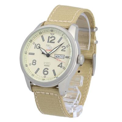 SEIKO 5 SPORTS / セイコー ファイブ スポーツ SRP635J 腕時計 メンズ 自動巻き ナイロンベルト スケルトンバック 【あす楽対応_東海】