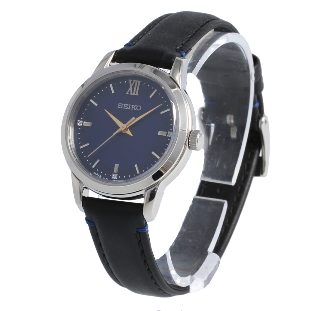 SEIKO SELECTION / セイコー セレクション STPX077 腕時計 レディース ソーラー レザー エターナルブルー 限定 【あす楽対応_東海】