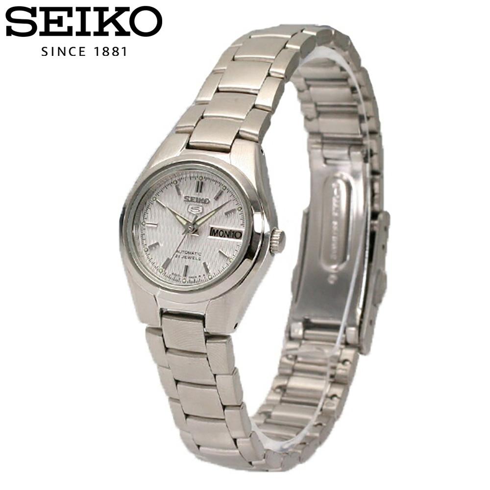 SEIKO 5 / セイコー ファイブ SYMC07K 腕時計 レディース 自動巻 ステンレス 【あす楽対応_東海】