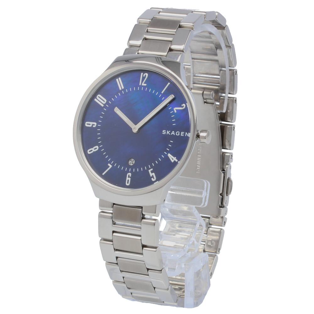 SKAGEN / スカーゲン SKW6519 Grenen グレーネン 腕時計 メンズ ステンレス シルバー ブルー 【あす楽対応_東海】