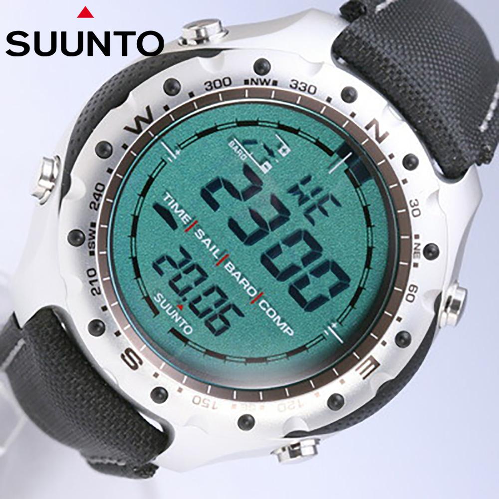 SUUNTO/sunto YACHTSMAN SS010933310 BLACK/圆规功能、航行计时器、气压计搭载YACHTSMAN