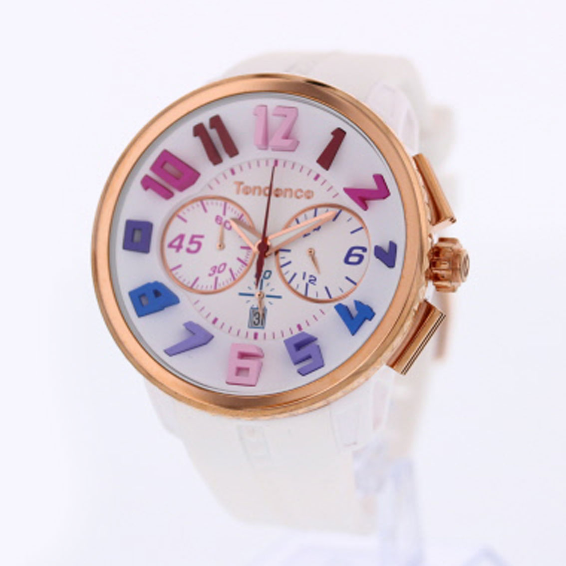 TENDENCE / テンデンス Round Gulliver / ラウンドガリバー TY460614腕時計 メンズ 【あす楽対応_東海】