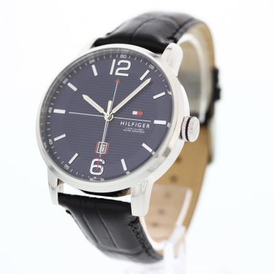 TOMMY HILFIGER / トミーヒルフィガー 1791216腕時計 メンズ レザーベルト 【あす楽対応_東海】