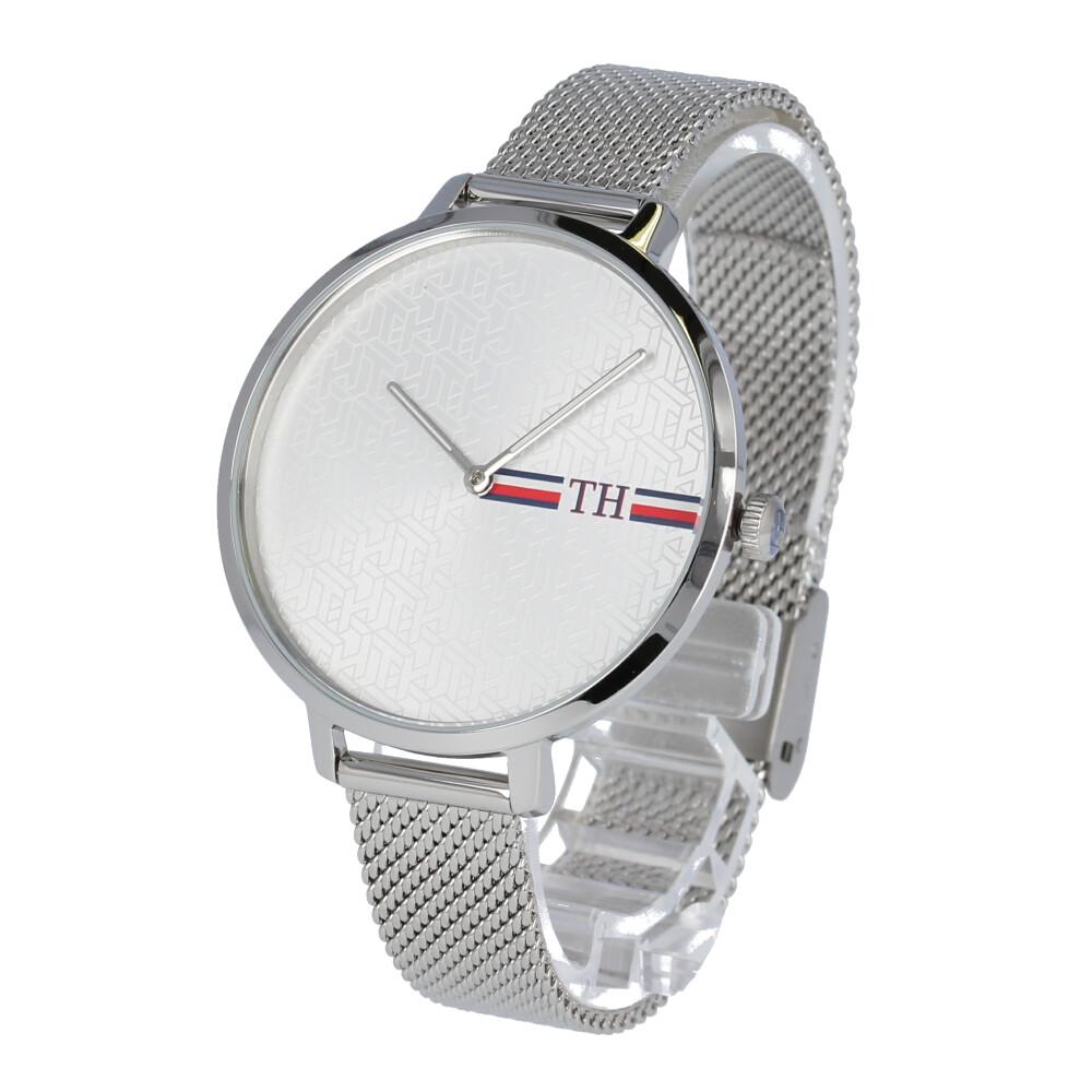 TOMMY HILFIGER / トミー ヒルフィガー 1782157腕時計 Alexa アレクサ レディース シルバー メッシュベルト 【あす楽対応_東海】