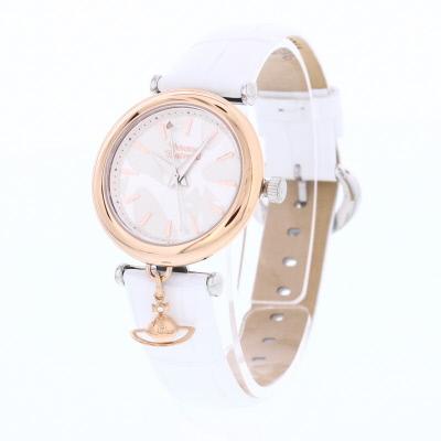 Vivienne Westwood / ヴィヴィアンウエストウッド VV108RSWH 腕時計 レディース オーブ トラファルガー TRAFALGAR 【あす楽対応_東海】